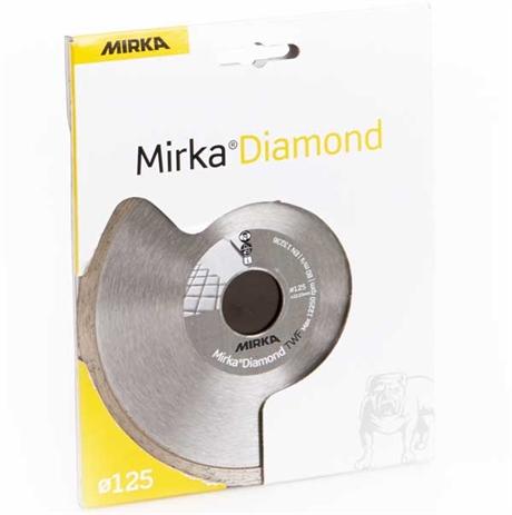 Toppen Diamantkapskiva för att kapa kakel, klinker, marmor och keramik. ED-47