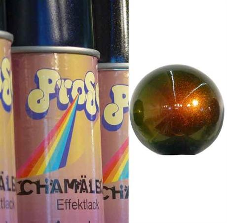 Fantastisk Paintpro.se - Skimrande sprayfärg med 3D effekt. AA-09