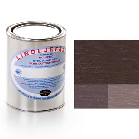 blanda linoljefärg pigment